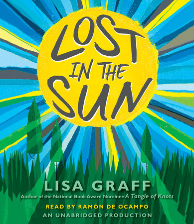 the hardships experienced by middle school students in lost in the sun a book by lisa graff