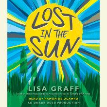 Lost in the Sun Cover