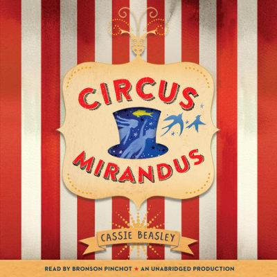 Circus Mirandus cover