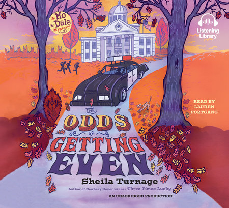 The odds of getting even by sheila turnage books on tape fandeluxe Images