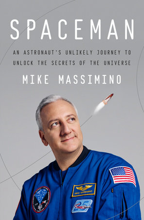 Image result for spaceman by mike massimino