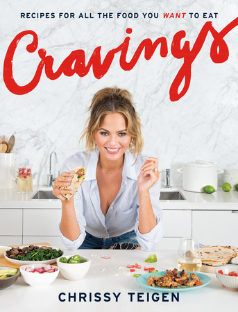 Cravings by Chrissy Teigen and Adeena Sussman