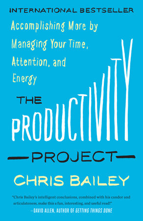 The Productivity Project : TOP 5 Livros sobre Produtividade || investments4life