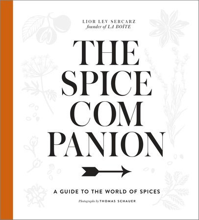 The Spice Companion by Lior Lev Sercarz