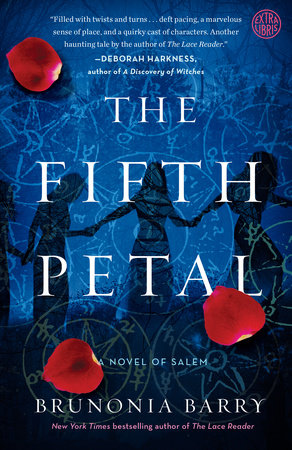 The cover of the book The Fifth Petal