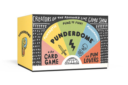 Punderdome by Jo Firestone and Fred Firestone