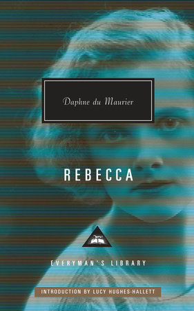 The cover of the book Rebecca