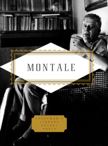 Montale: Poems