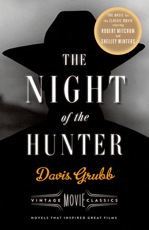 The cover of the book The Night of the Hunter