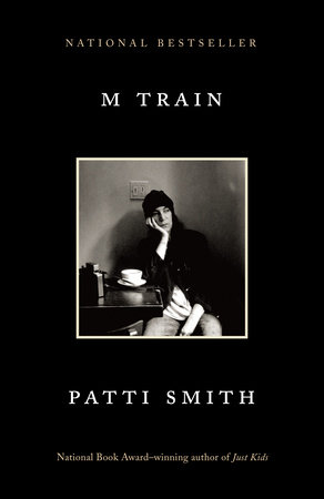 M Train Book Cover Picture