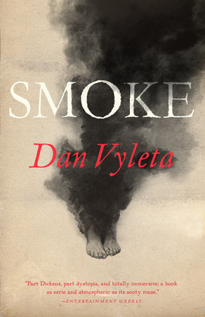 Smoke Book Cover Picture