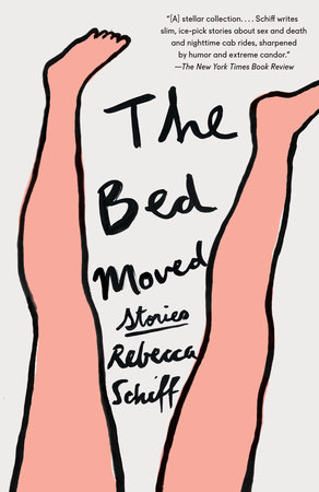 The Bed Moved Book Cover Picture