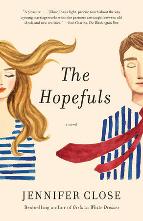 The Hopefuls Book Cover Picture