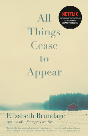 All Things Cease to Appear by Elizabeth Brundage