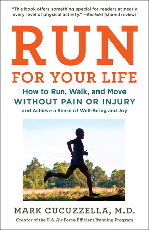 Run for Your Life by Mark Cucuzzella, MD