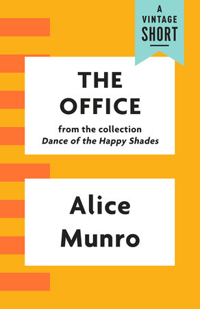 The Office by Alice Munro
