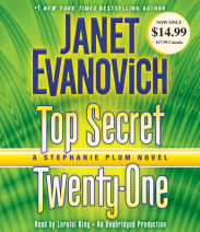 Top Secret Twenty-One Cover