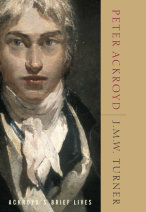 J.M.W. Turner Cover
