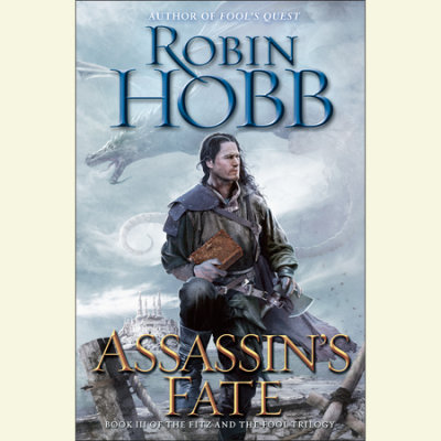 Assassin's Fate cover