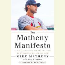 The Matheny Manifesto Cover