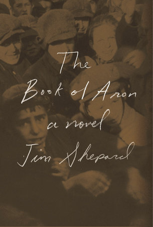 The Book of Aron cover
