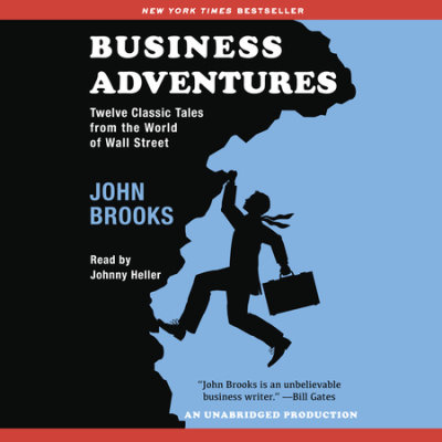 Business Adventures cover