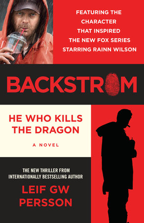 Backstrom: He Who Kills the Dragon cover