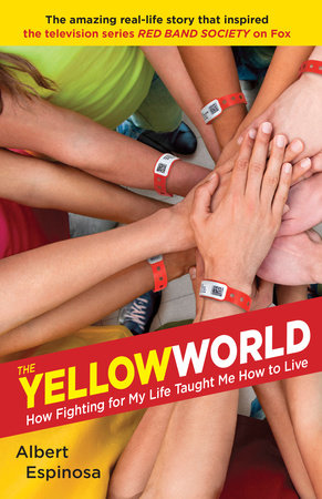 The Yellow World cover