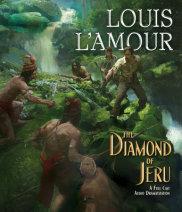 The Diamond of Jeru Cover