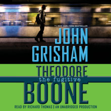 Theodore Boone: The Fugitive Cover