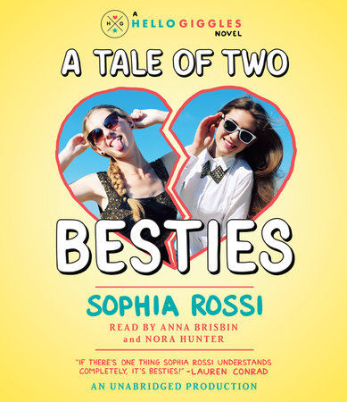 A Tale of Two Besties cover
