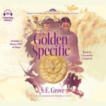 The Golden Specific Cover