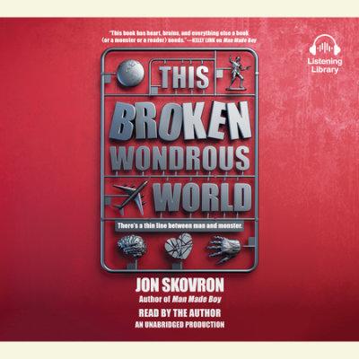 This Broken Wondrous World cover