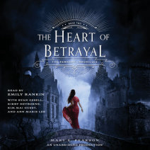 The Heart of Betrayal Cover