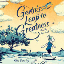 Gertie's Leap to Greatness Cover