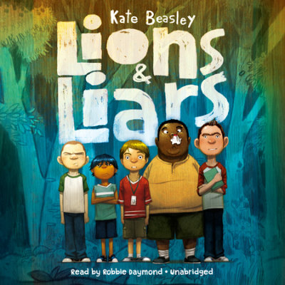 Lions & Liars cover