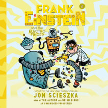 Frank Einstein and the Electro-Finger Cover