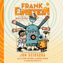 Frank Einstein and the BrainTurbo Cover