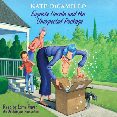 Eugenia Lincoln and the Unexpected Package cover