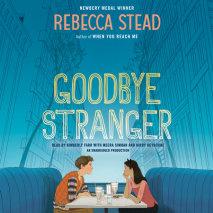Goodbye Stranger Cover