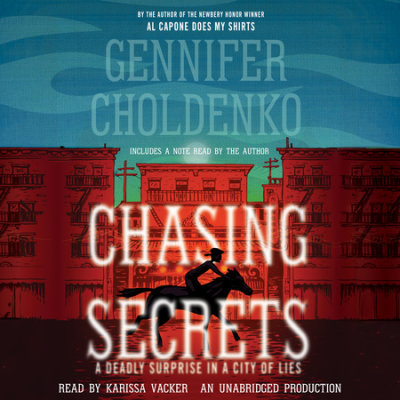 Chasing Secrets cover