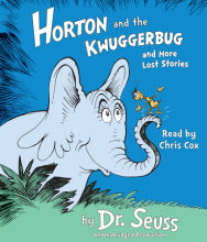 Horton and the Kwuggerbug and more Lost Stories Cover