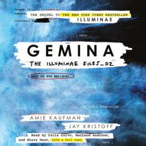 Gemina Cover
