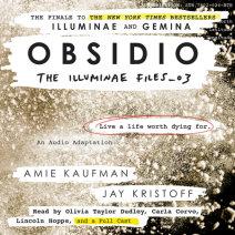 Obsidio Cover