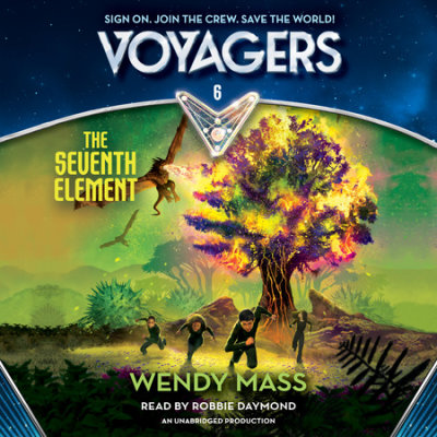 Voyagers: The Seventh Element (Book 6) cover