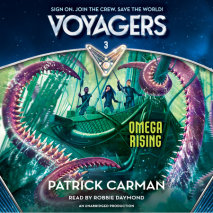 Voyagers: Omega Rising (Book 3) Cover