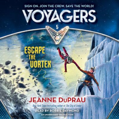 Voyagers: Escape the Vortex (Book 5) cover