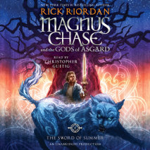Magnus Chase and the Gods of Asgard, Book One: The Sword of Summer Cover