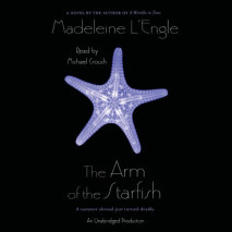 The Arm of the Starfish Cover