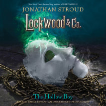Lockwood & Co., Book 3: The Hollow Boy Cover